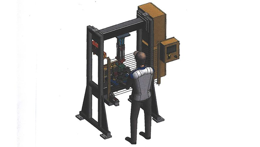 Semi-Automatic Resistance Welding Cells