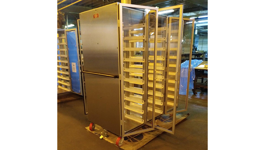 PREMIER INDUSTRIES CORP TRANSPORT STORAGE CARTS